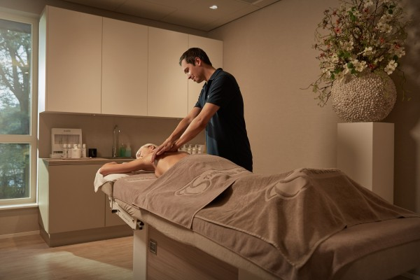 Massage model en masseur